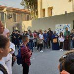 rentrée des classes collège lycée ibn khaldoun marseille 2018