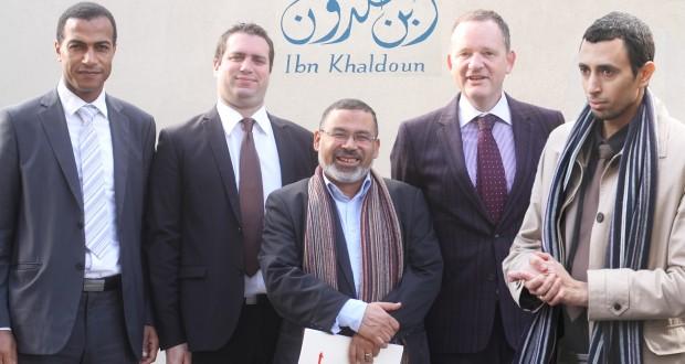 Le sous-Préfet de région en visite à Ibn Khaldoun !