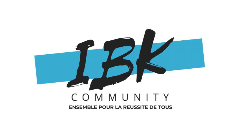 Gris Ardoise Foncé et Rouge Diagramme de Venn Sécurité Logo